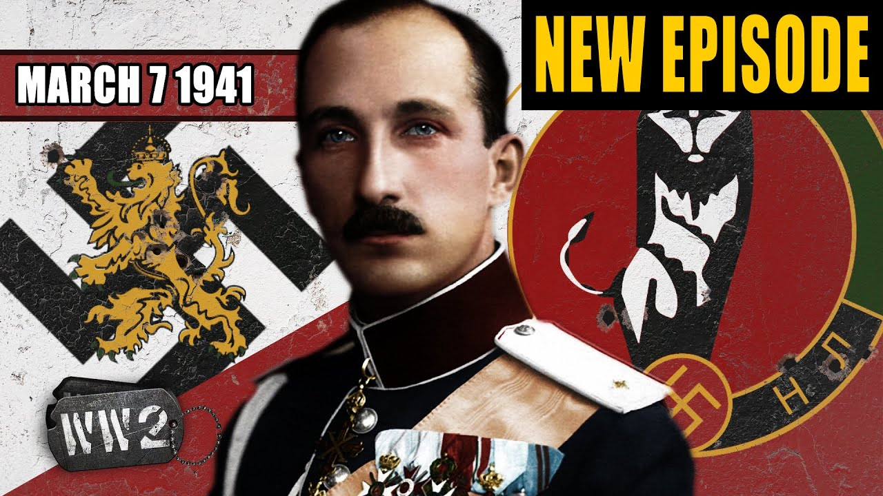 World War 2 Youtube Series - Bulgaria Joins the Fascist Alliance