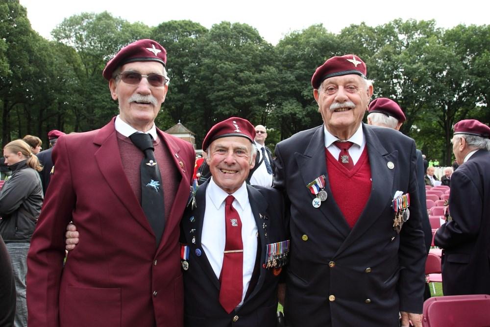 Arnhem Herdenkingen 23 september 2012