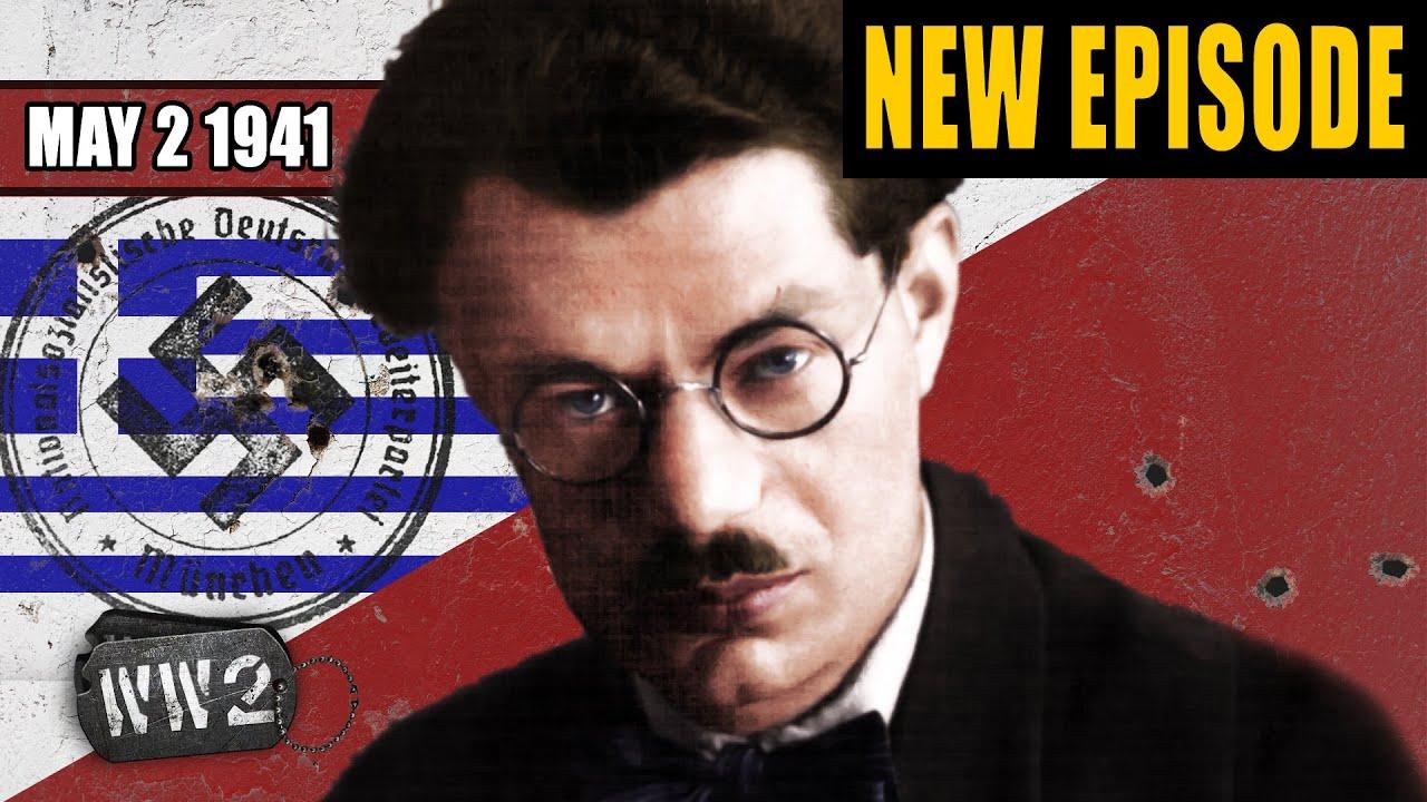 World War 2 Youtube Series - Balkans in Nazi Hands - A Greek Tragedy
