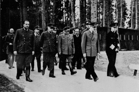 Fotoverslag wandeling door het Führerhauptquartier Wolfsschanze