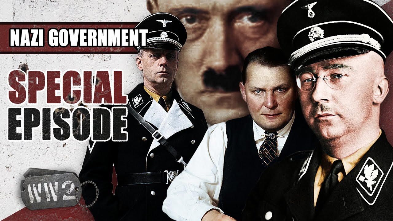 20-01: World War 2 Youtube Series - Hitler Never Gave the Order - So Who Did? - WW2 Special