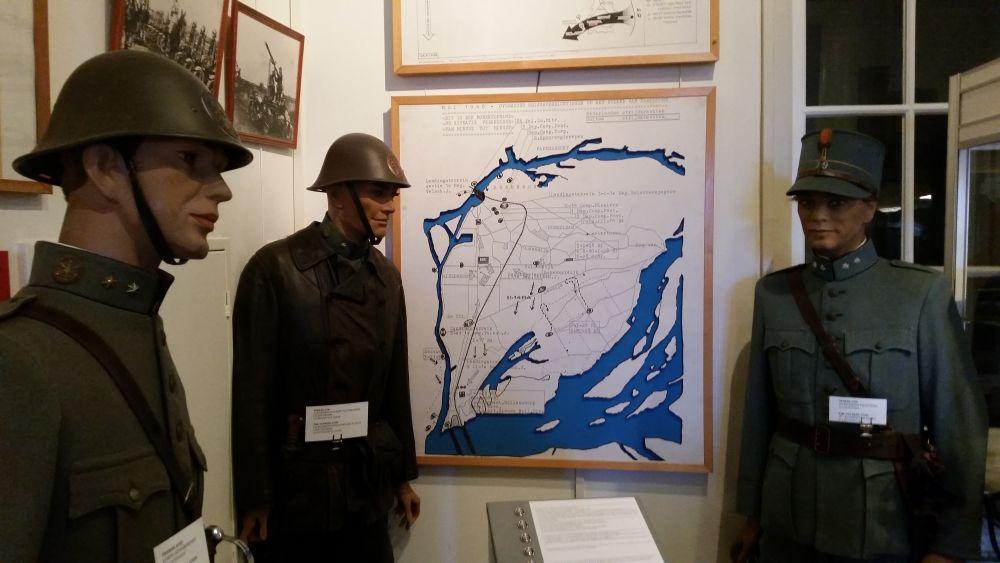 Een bezoek aan Museum 40-45 in Dordrecht