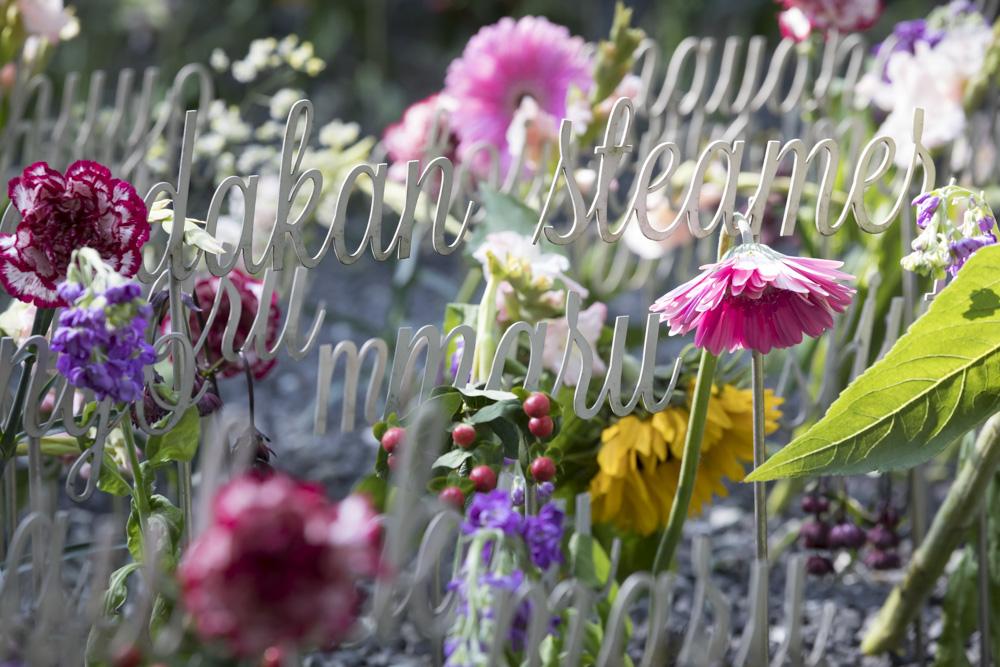 Fotoverslag Herdenking slachtoffers Japanse Zeetransporten