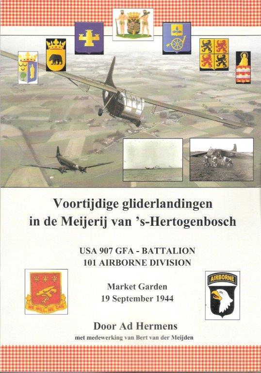 Voortijdige gliderlandingen in de Meijerij van 's-Hertogenbosch