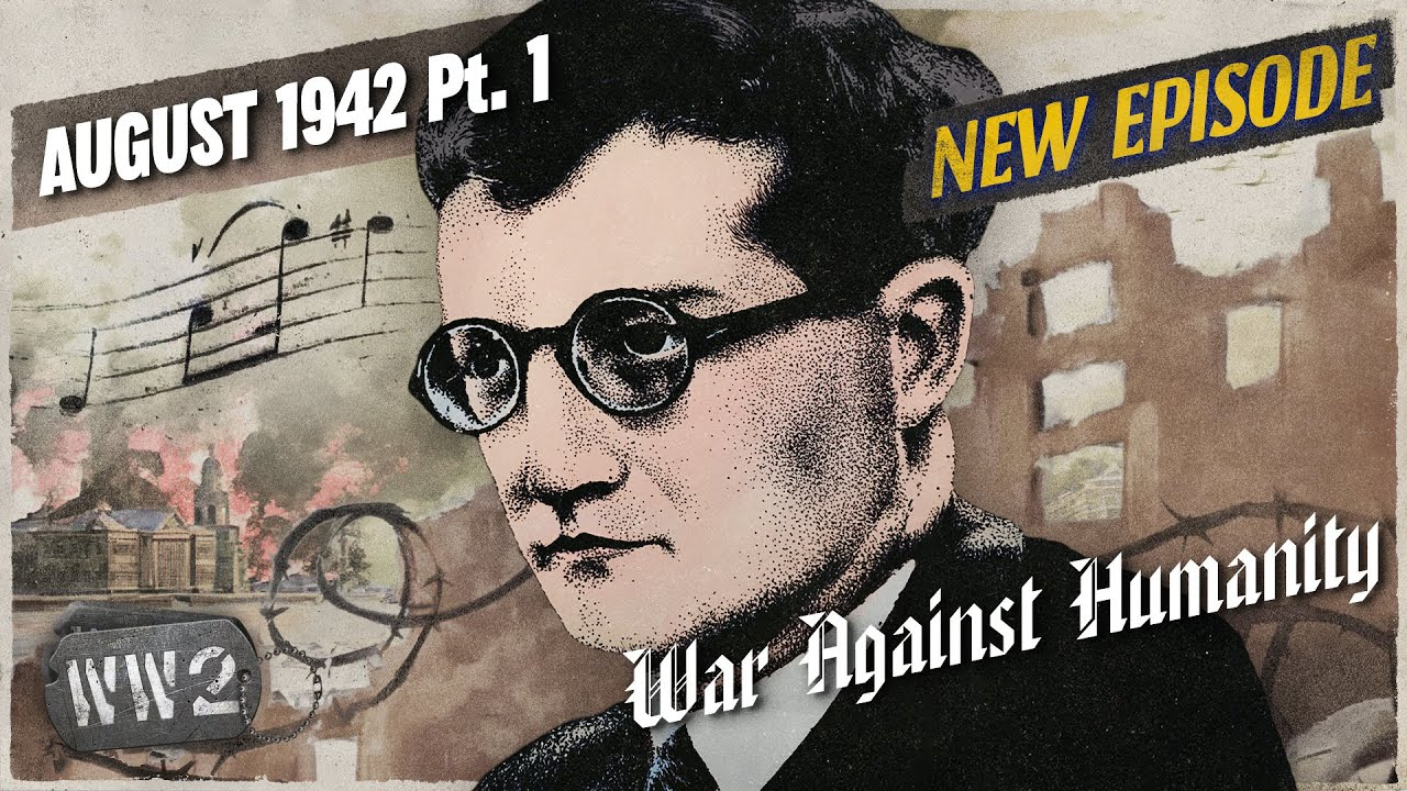 11-08: World War 2 Youtube Series - The Symphony That Defeated the Wehrmacht