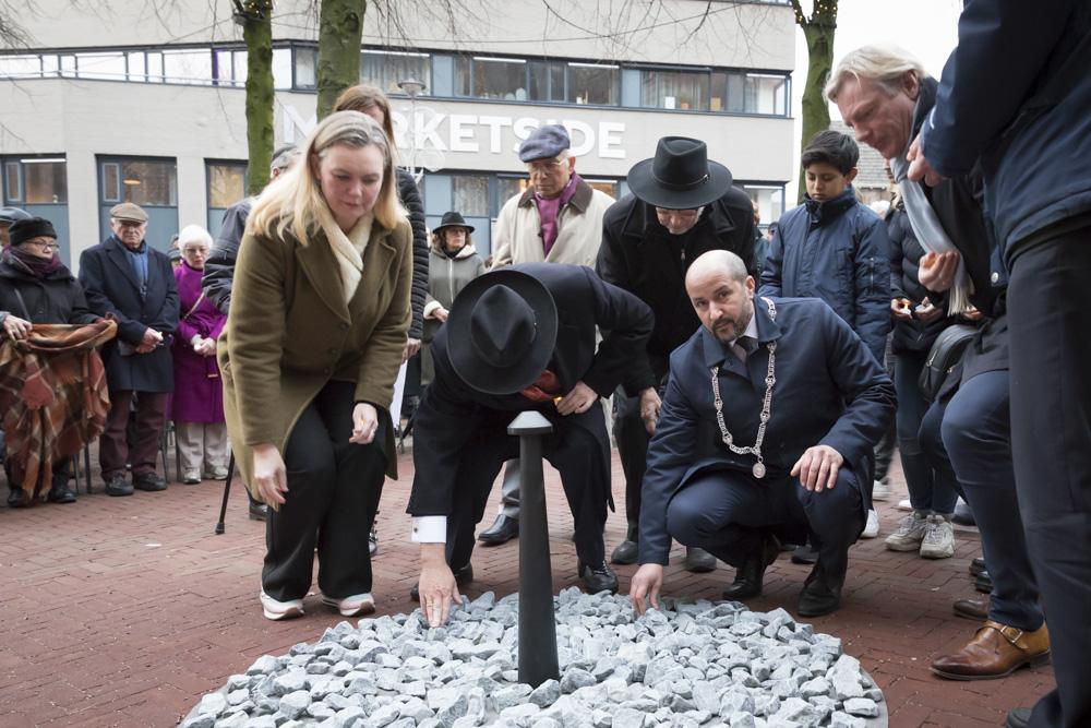 Fotoverslag Herdenking Holocaust in Arnhem
