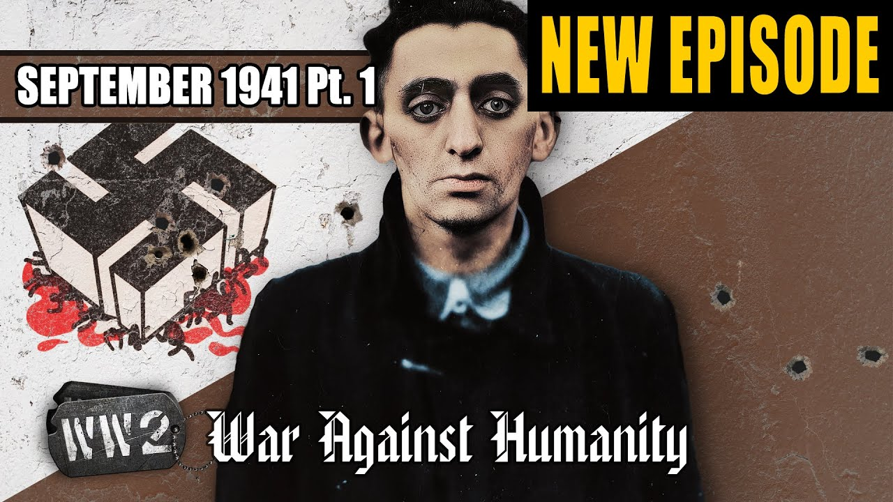 World War 2 Youtube Series - Resistance is Futile in Nazi Europe - War Against Humanity 018