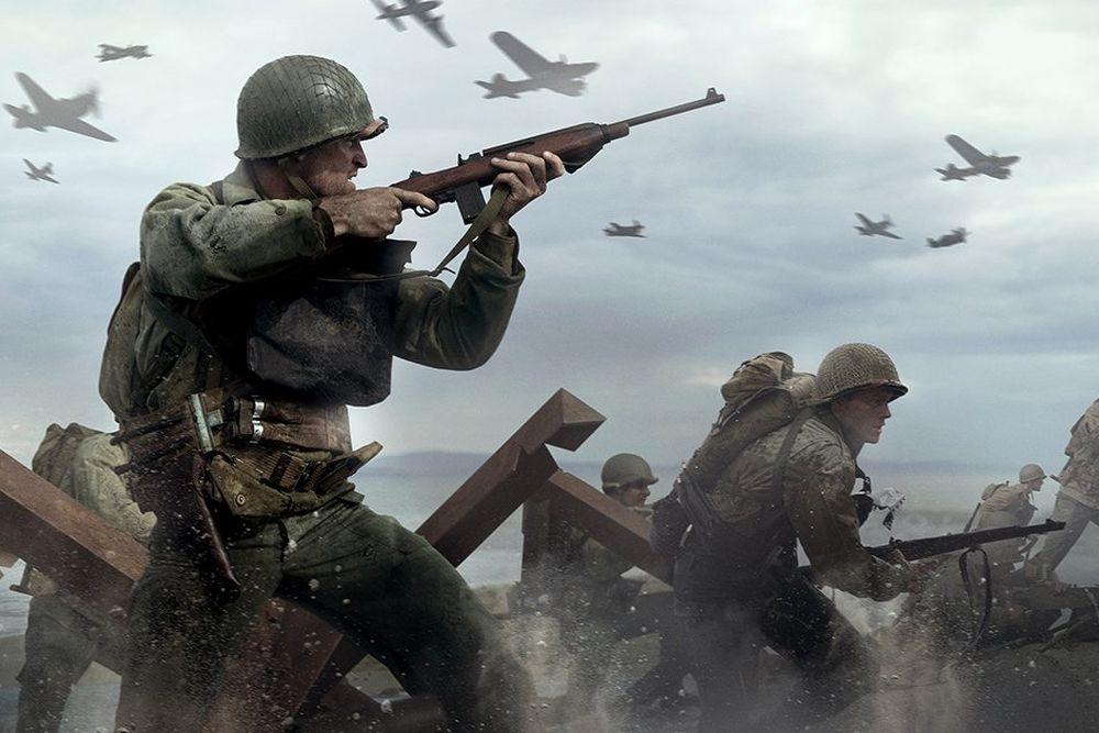 Omgaan met de Tweede Wereldoorlog via gaming