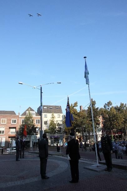 Photo report start Market Garden Commemorations 2014