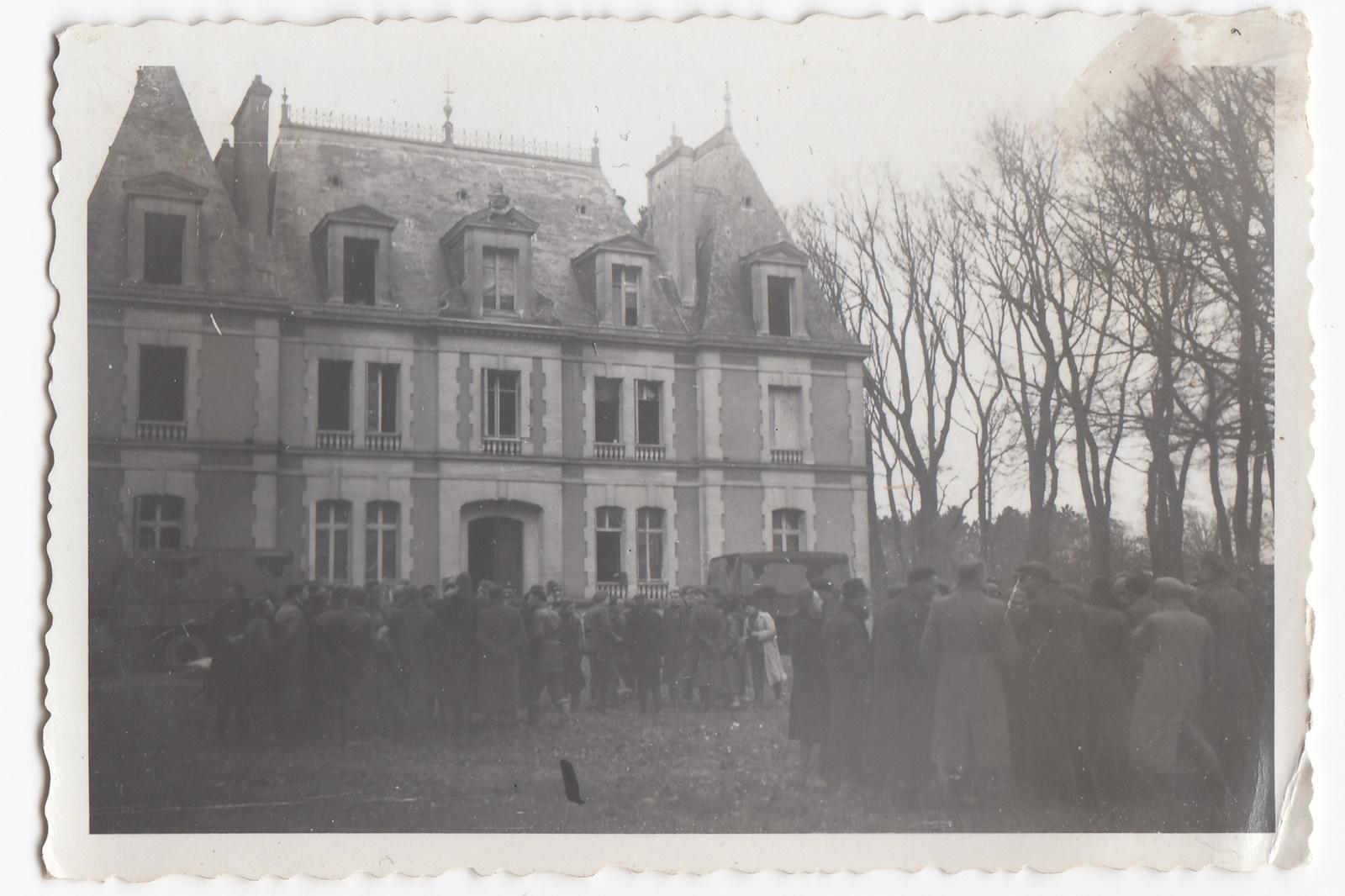 Op zoek naar een chateau in Normandië