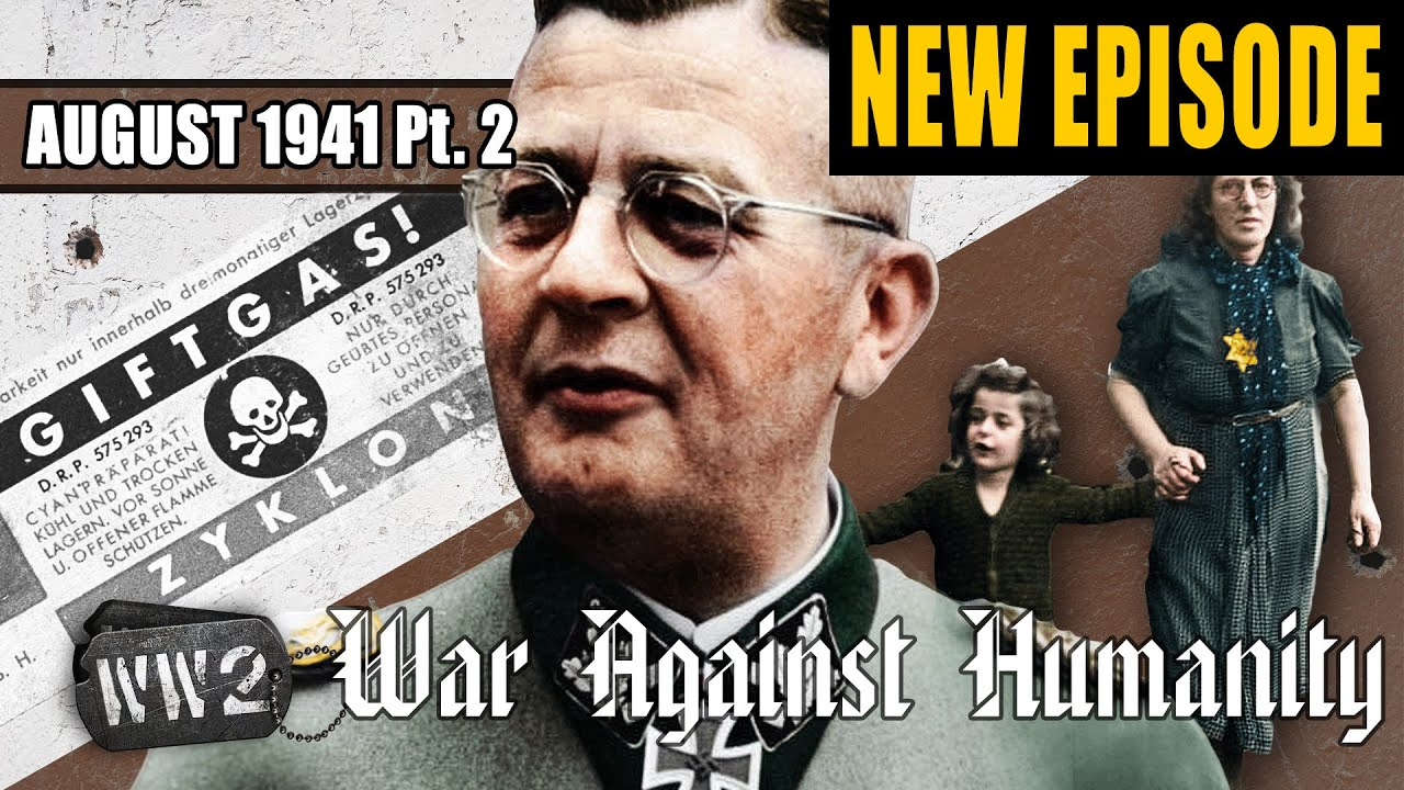 World War 2 Youtube Series - War Against Humanity 017