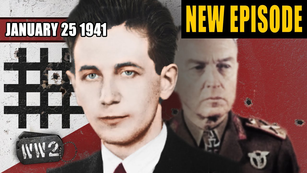 World War 2 Youtube Series - When Anti-Semites Infight, Jews Still Die - Pogroms in Romania