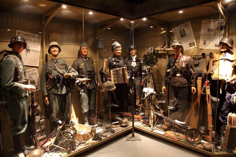 Fotoverslag For Freedom Museum