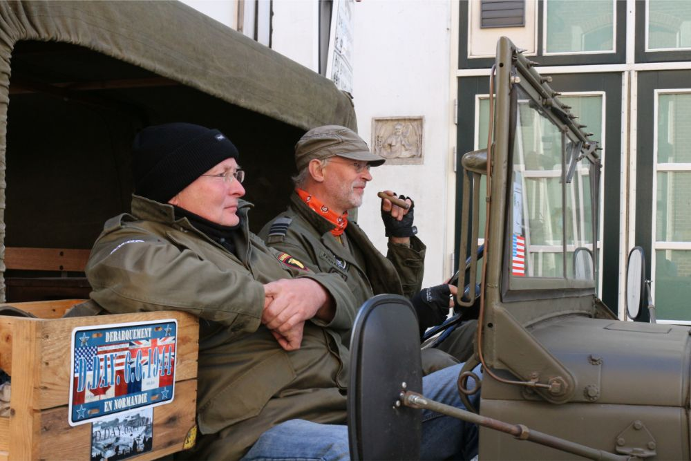 Photo Report Commemoration Liberation 's-Hertogenbosch (part 1 parade)
