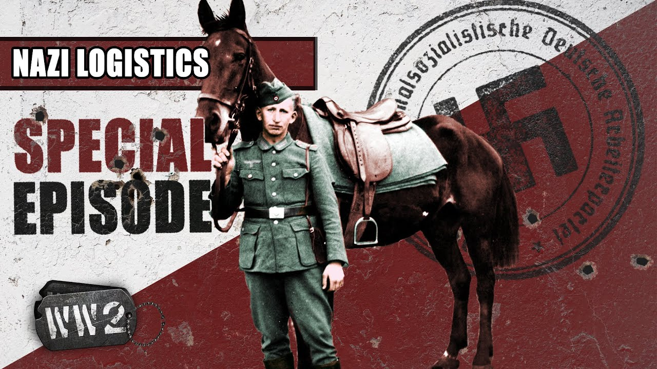 World War 2 Youtube Series - Operation Barbarossa Transport Vehicles and Logistics - WW2 Special