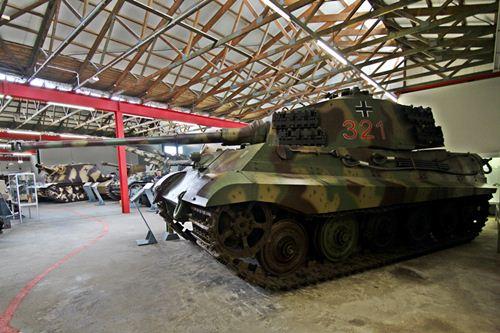 Fotoverslag Deutsches Panzermuseum Munster