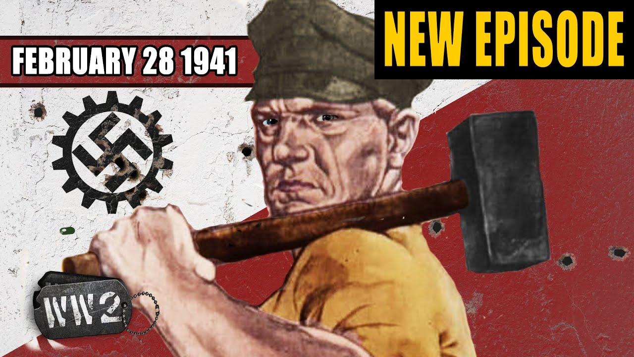 World War 2 Youtube Series - The Nazis Building Bridges, Not Walls