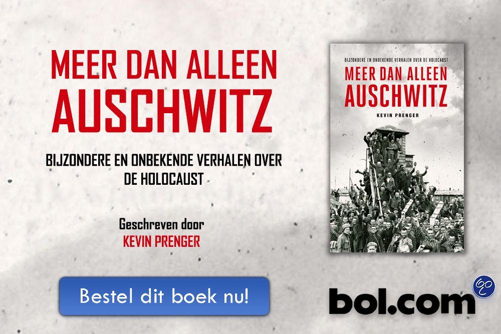 Nieuw boek van Kevin Prenger: Meer dan alleen Auschwitz