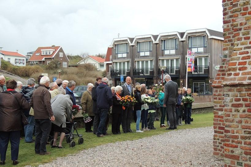 Herdenking Zoutelande 2013