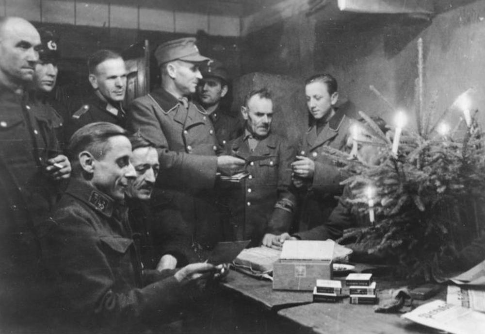 Kriegsweihnacht 1944, Christmas and Nazi propaganda