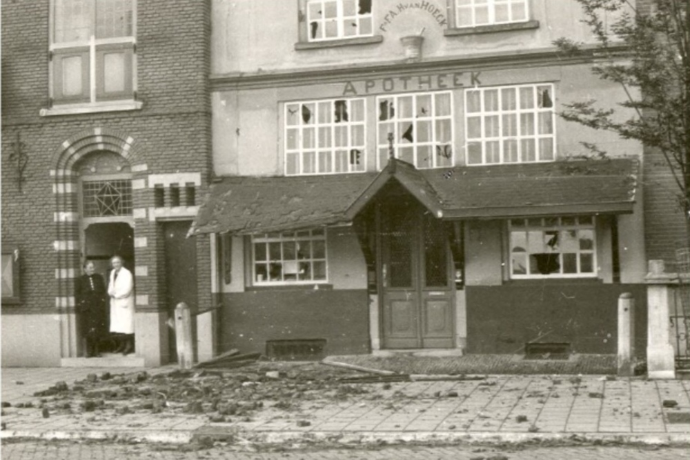 Dagboek Niessen: 24 september 1944 in Helmond