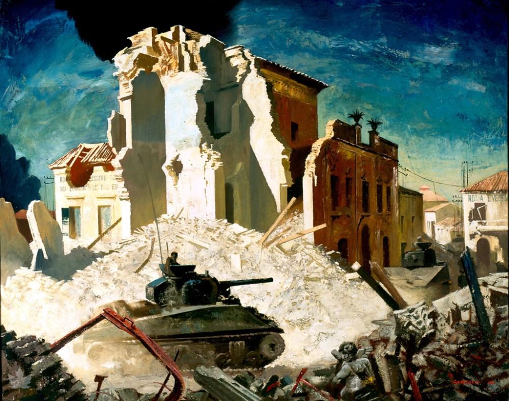 Leesfragment Kerstmis onder vuur: kerst in Little Stalingrad