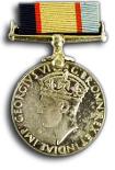 Dienst Medaille 1939-1945