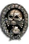 Tank Badge voor het Condor Legioen