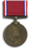 Vrijwilligers Medaille voor Newfoundland