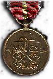 Campagne Medaille voor Spaanse Divisie Vrijwilligers in Rusland 1943