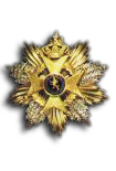 Grand Cross to the Order of Leopold II