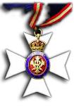 Commandeur van de Royal Victorian Order (CVO)