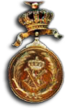 Bronze Medal in the Royal Order of the Lion