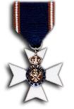 Luitenant in de Royal Victorian Order