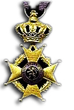 Officer to the Order of Leopold II