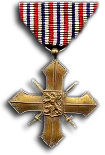 Czechoslovak War Cross 1939