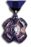 Bronze Medal to the Order of Leopold II