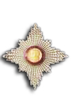 Ridder/Dame Commandeur van de Order of the British Empire