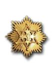 Grootkruis bij de Orde van de Zegel van Salomon