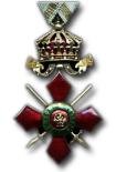 Orde voor Militaire Verdienste 5e Klasse
