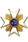Groot Officier van de Orde van de Drie Sterren