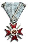 Orde van Moed 4e Klasse, 2e Stap