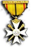 Kruis 1ste Klasse van de Burgelijke ereteken