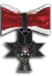 Eerste Klasse met Eikeloof in de Orde van het IJzeren Klaverblad