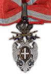 Commandeurskruis in de Orde van de Witte Adelaar