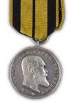 Zilveren Militaire Medaille voor Verdienste