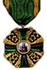 Ritter I. Klasse zu dem Orden der Löwen von Zähringen