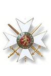 Orde van Moed 3e Klasse, 1e stap