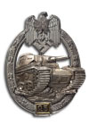 Tankgevecht Badge 2e Graad