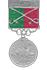 Silver Imtiyaz medal